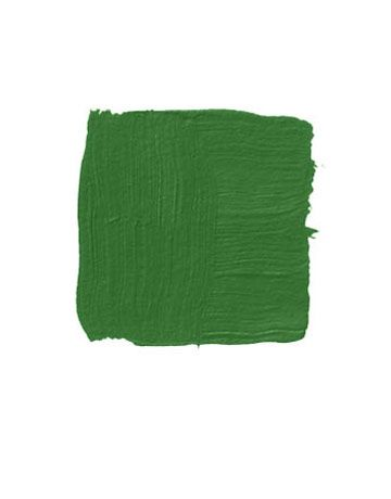 Benjamin Moore - Amazon Moss 2037-10 - Would be beautiful lacquered in a powder room with brass faucets.