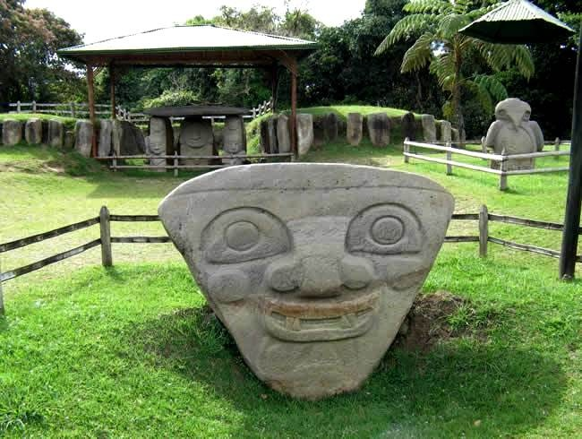 Parque San Agustin, Huila, Colombia
