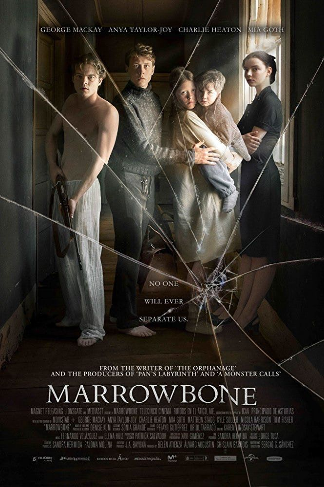Marrowbone (2017) Movie | New Horror Movies and Horror Top Lists