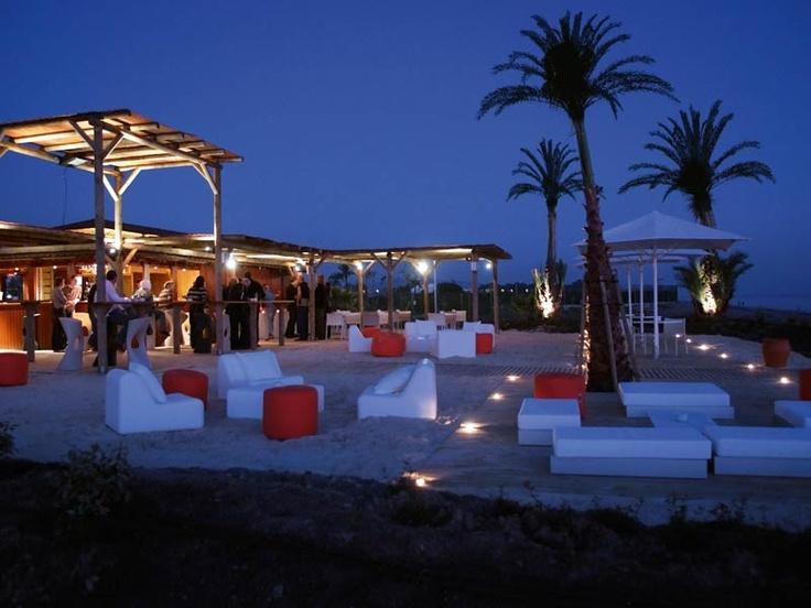 Abendstimmung im ROBINSON Club Playa Granada