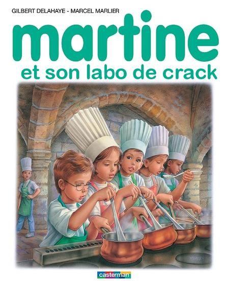 """Découvrez la Collection des Livres """"Martine"""" parodiés et revisités ! Excellent - Vidéos MDR"""