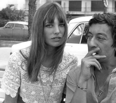 Serge Gainsbourg and Jane BirkinJanebirkin, 14 Inspiration, Serge Gainsbourg, Beautiful Couples, Inspiration Winter, De Janeserg, Serge Jane, Feelings Inspiration, Jane Birkin