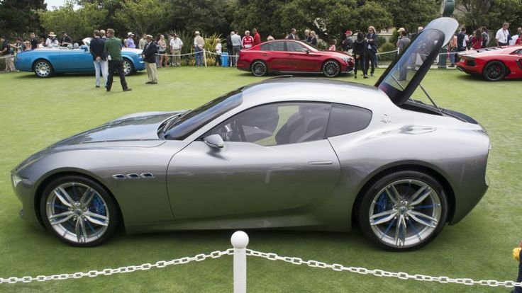 17 Best Ideas About Maserati Car On Pinterest
