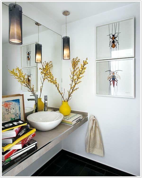 Quirky Bathroom Mirrors 197 best interiors: loo images on pinterest | bathroom ideas, room