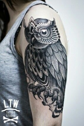 Tatto búho