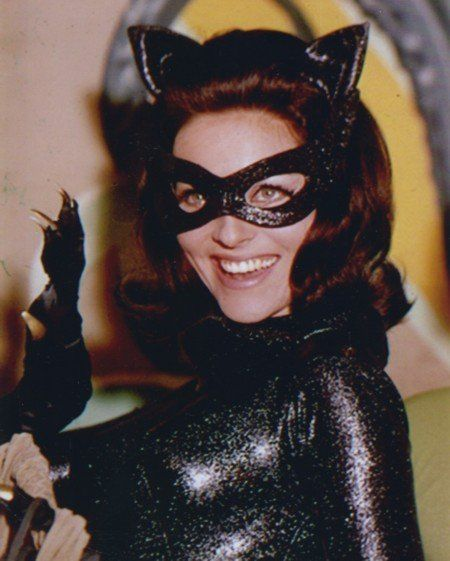 The Evolution Of Catwoman Is Adorable