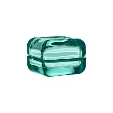 iittala Vitriini Box-60x60 mm Water Green