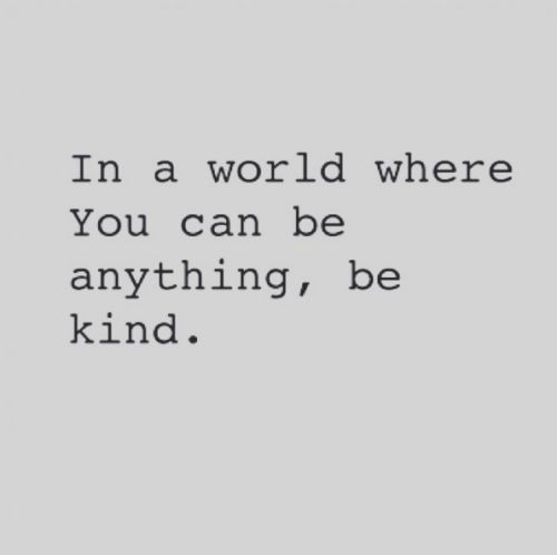 Re-pin | #beinspired #bekind
