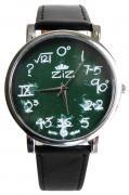 Relógios de pulso ZIZ «atrasado». Compre relógios autor ZIZ «Seja como for, eu estou atrasado de qualquer maneira» Entrega Ucrânia.