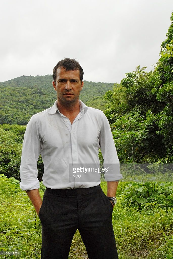 THE PHILANTHROPIST -- 'Nigeria' Episode 101 -- Airdate -- Pictured: James Purefoy as Teddy Rist