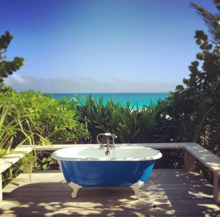 Ocean view club. Harbour island, Bahamas