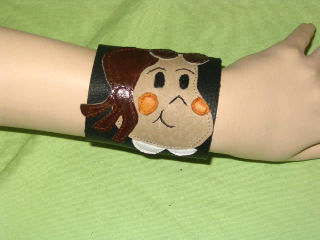 A personal favorite from my Etsy shop https://www.etsy.com/listing/229514386/little-lulu-wristbands-with-varius