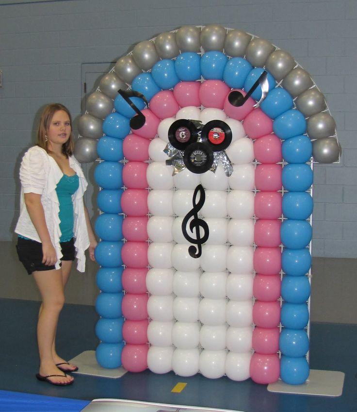Ballon Jukebox