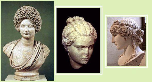 Castigo de Dior: Belleza Romana