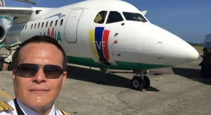 Piloto de la aerolínea Lamia tenía orden de arresto en Bolivia - http://www.notimundo.com.mx/mundo/piloto-tenia-orden-arresto-bolivia/