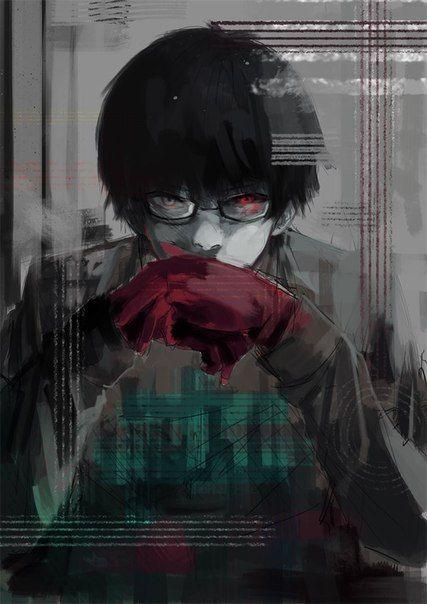 Haise Sazaki(The black reaper of death god)