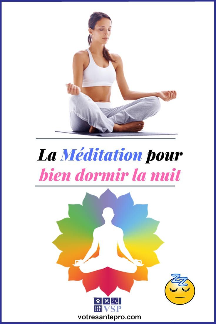 La Meditation Du Sommeil Pour Dormir Profondement La Sante Naturellement Exercice De Meditation Meditation Pleine Conscience Exercices Meditation