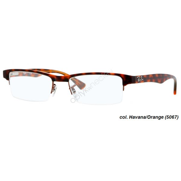 Oprawa okularowa korekcyjna #RayBan:: RB 7012 col. 5067