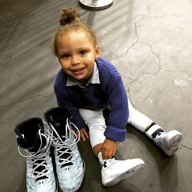 10 Reasons Riley Curry Is Cooler Than You