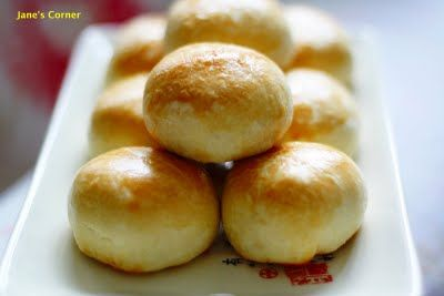 Jane's Corner: 豆沙饼 (Tau Sha Piah)