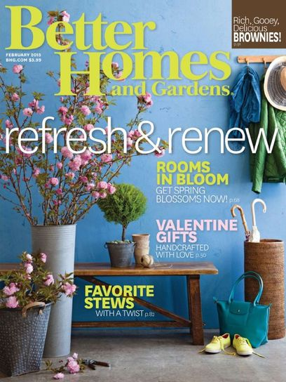 astonishing better homes and gardens magazine archives. Better Homes And Gardens Magazine February 2015 Refresh Renew Valentines  Gifts 49 best Press images on Pinterest Alabama Clever and Slow fashion Astonishing Archives Home