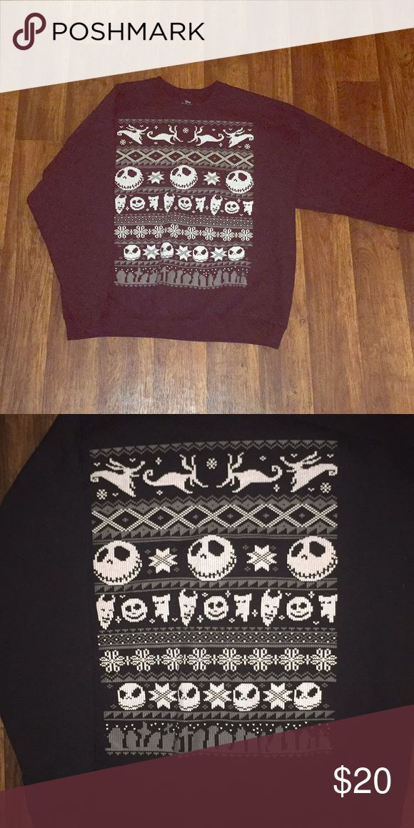 Nightmare before christmas sweater에 관한 상위 25개 이상의 ...