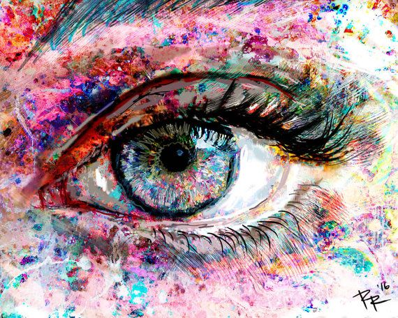 Image result for eye art