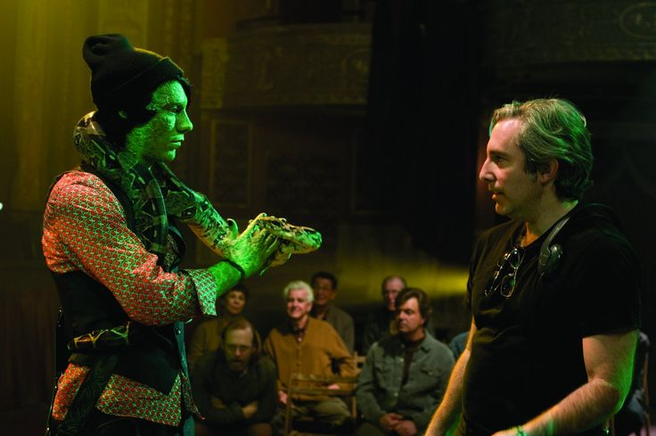 Patrick Fugit and Paul Weitz in Cirque du Freak: The Vampire's Assistant (2009)