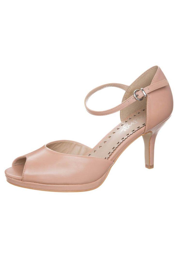 Taupage Peep toes pink