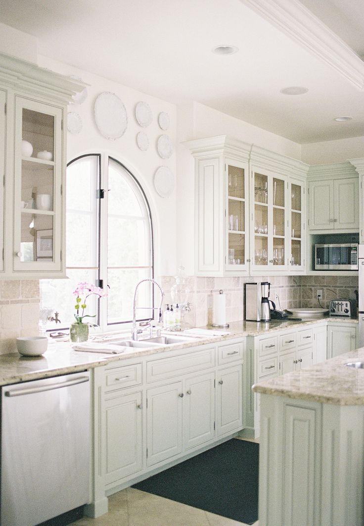 Pale Green Country Kitchen Interiors By Jen Huang Photo