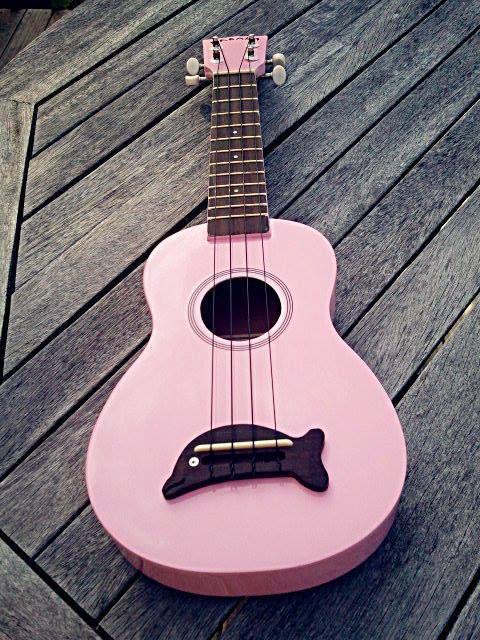 Pink Uke