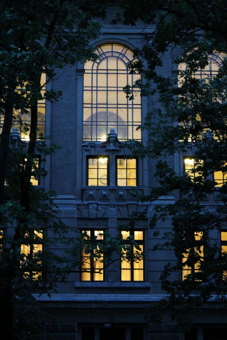 DEENK Arts and Sciences Library #DEENK