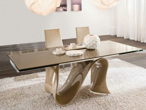Contemporary Pool Table Dining Table Modern
