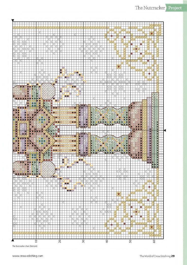 199 mejores imágenes de xmas cross stitch patterns en Pinterest