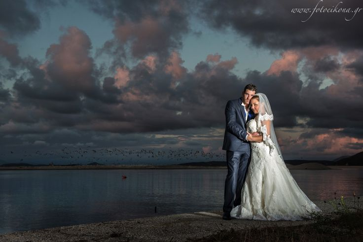 Marvelous wedding photography #Lefkas #Ionian #Greece #wedding #weddingdestination Eikona Lefkada Stavraka Kritikos
