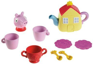 $8.99Amazon.com: Fisher-Price Peppa Pig: Sip and Oink Tea Set: Toys & Games