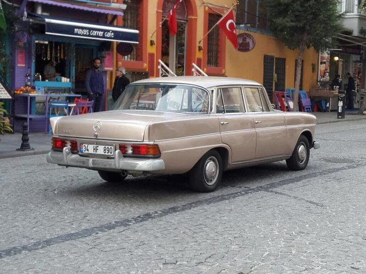 17 best mercedes w110 images on pinterest classic trucks for Mercedes benz turkey
