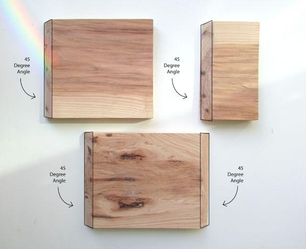 Cómo hacer una mesilla para el sofá | Decorar tu casa es facilisimo.com
