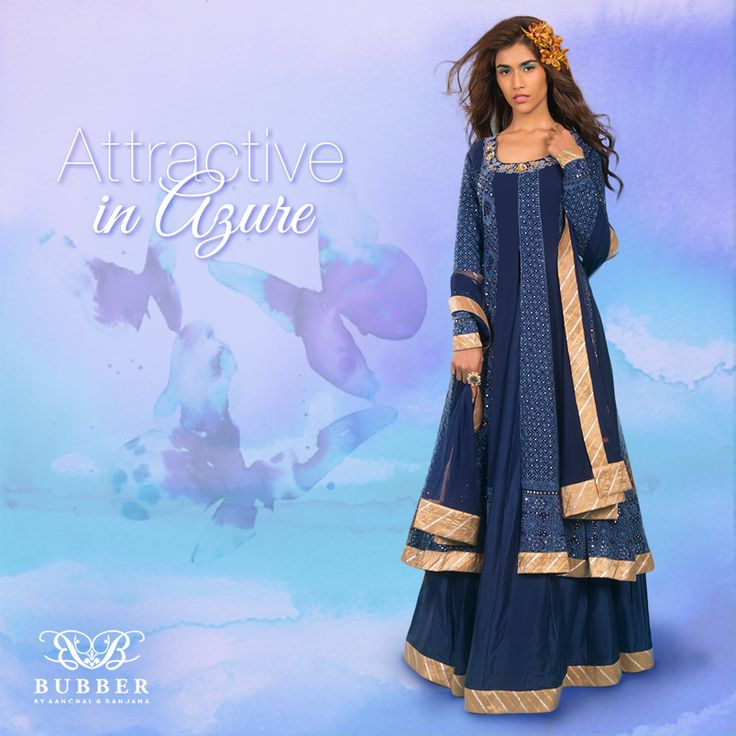 Get Attractive In Bubber Couture's IRIS 'Sakura' Ensemble!  Order This Azure Look Today!  Contact Us: 📞 9819980846/9820709875  🏠 The Bubber Couture Store. 📍 https://goo.gl/maps/YvPDNrLEuBv 📧 info@bubbercouture.com . . . . #sakura #cherryblossom #azure  #anarkalli #lehenga #lucknowi #chikankari #indianwear #indianbride #traditional #womenstyle #stylish #bride #bridesmaid #instafashion #instastyle #instagood #ootd #trendsetter #handcrafted #couture #luxury #bespoketailoring #modern