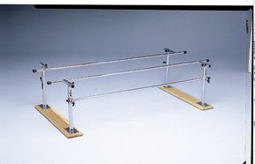 Parallel Bars, wood base, folding, height and width adjustable, 7 foot long  //Price: $ & FREE Shipping //     #sports #sport #active #fit #football #soccer #basketball #ball #gametime   #fun #game #games #crowd #fans #play #playing #player #field #green #grass #score   #goal #action #kick #throw #pass #win #winning