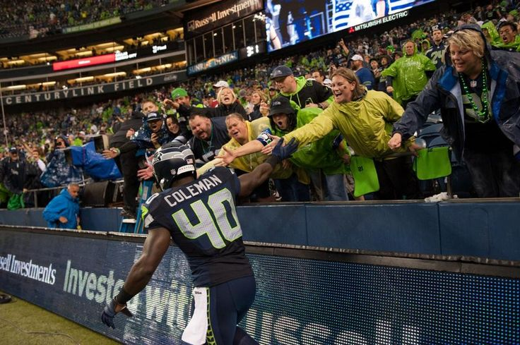 Derrick Coleman -- Seattle Seahawks