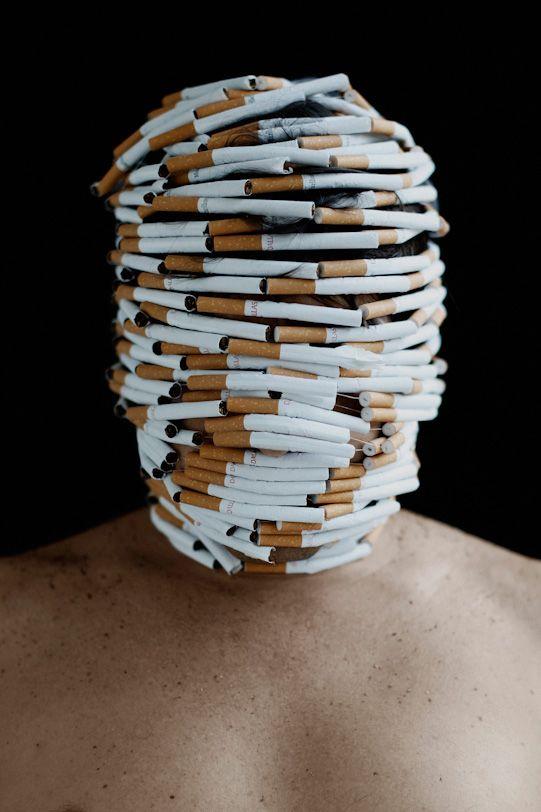 Edu Monteiro / autorretrato sensorial #Mask