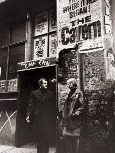 The Cavern Club Liverpool, 1976