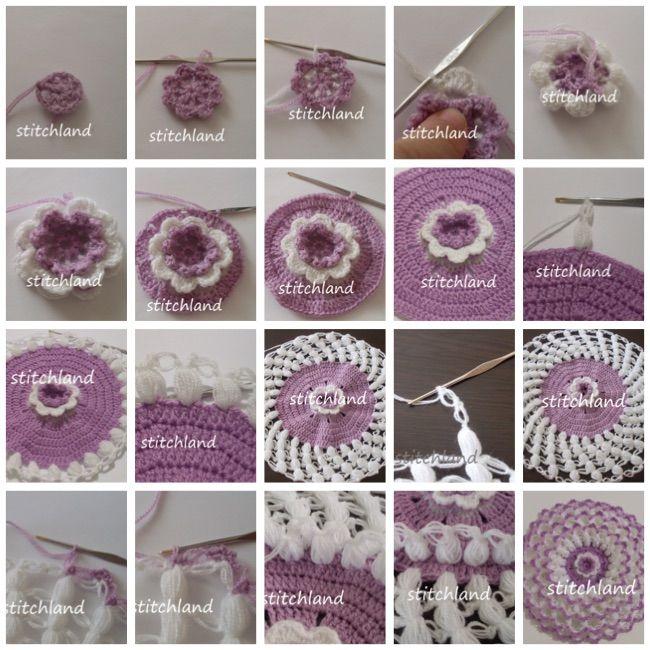 Lahana Lif Yapılışı #washcloth #örgü #lif #knit #knitting #crochet