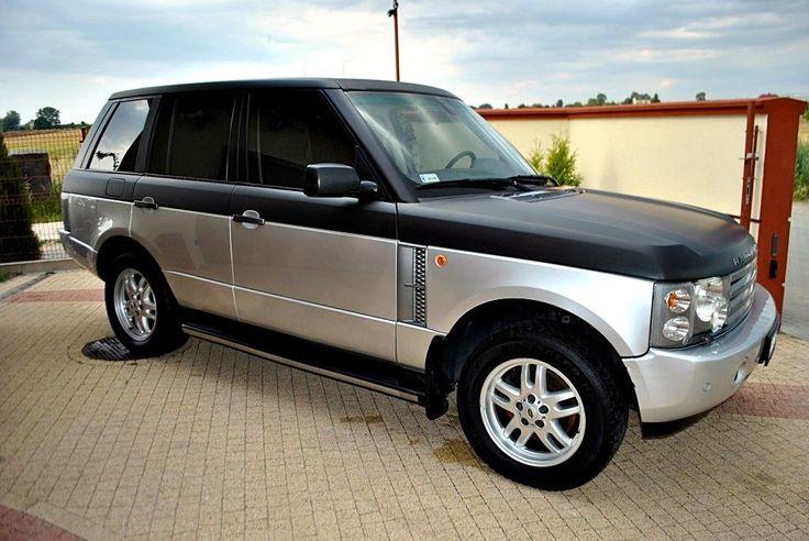 Range Rover Vouge 4.4   GAZ sk�ra Navi ZAMIANA