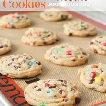 How To Make Perfect M & M Cookies Recipe - ZipList