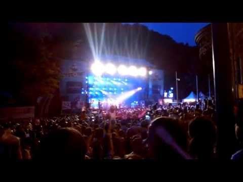 Orelsan met le feu aux Francofolies de Spa 2013 !