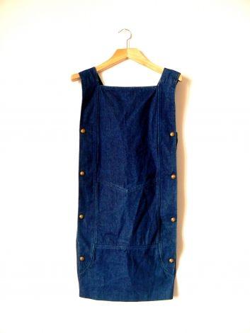 Je viens de mettre en vente cet article  : Robe en jeans Marque Inconnue 25,00 € http://www.videdressing.com/robes-en-jeans/marque-inconnue/p-4656123.html?utm_source=pinterest&utm_medium=pinterest_share&utm_campaign=FR_Femme_V%C3%AAtements_Robes_4656123_pinterest_share