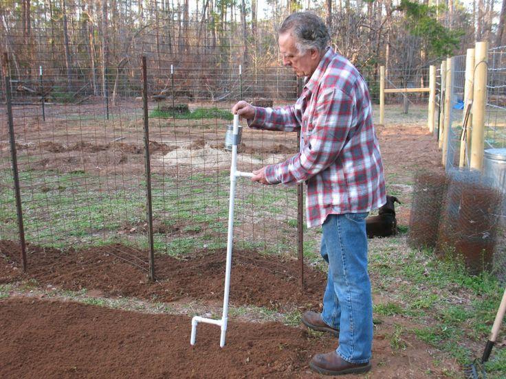 Sensible Survival Build A Hand Held Corn And Bean Planter 400 x 300