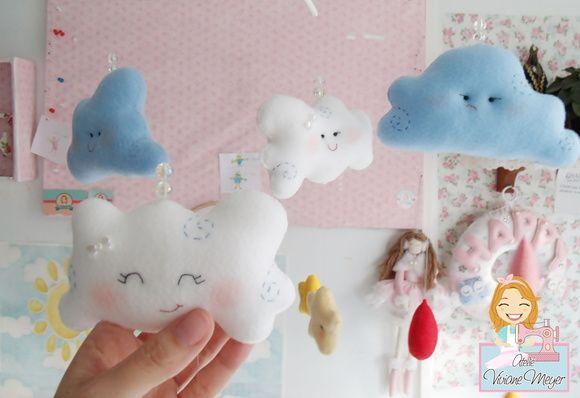 Móbile nuvens